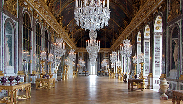 Full day visit of the Versailles Palace. Attractive price : no queuing access, transportation, guided visit...