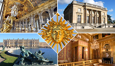 versailles at your leisure