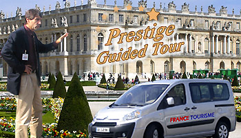 Private visit of the palace of Versailles, half day tour